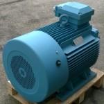 Moteur électrique 90 kW 3000 Rpm